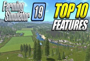 FS2019 - TOP 10 FEATURE REQUESTS
