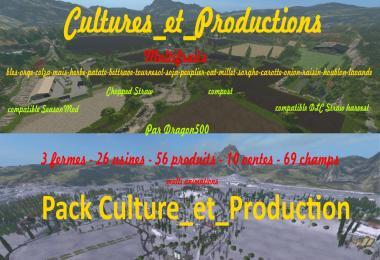 PACK CULTURES ET PRODUCTION V1.0