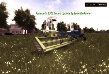 PROGRESS E303 SOUND UPDATE BY LUDMILLAPOWER