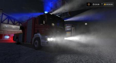 Los Santos Fire Department Vehicle Pack (LSFD and LSIAFD) Add-On