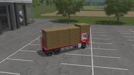 MAN TGS BALE TRANSPORT V1.0.1.0