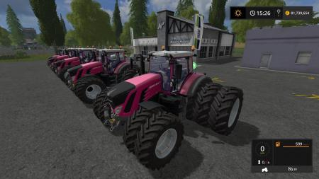 FENDT TRACTORS BY STEVIE