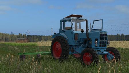 MTZ 82/80 BearFarm
