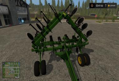 JD 2100 PLOW 8 FT WINGS V1.0