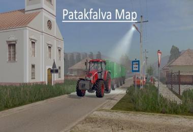PATAKFALVA MAP V1.3