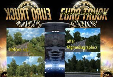 SOLUTION FIX GRAPHICS TEXTURES OF REAL 4K 1.30