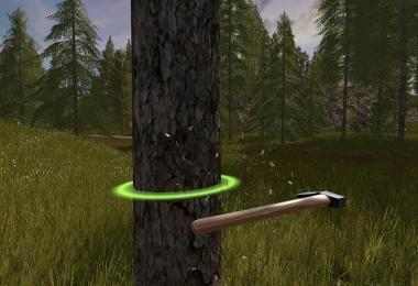 WOODEN CHOP AXE V1.0.0.0