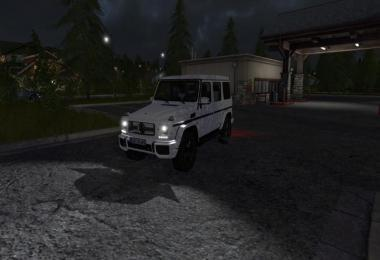 MERCEDES G65 (MORE REALISTIC) V1.0