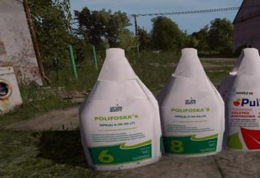 POLISH FERTILIZERS BIG BAG V2.0