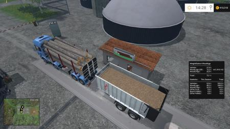 WeightStation For Wood Logs Placeable v1.0