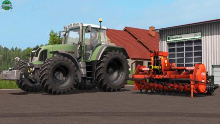 Fendt 900 Favorit
