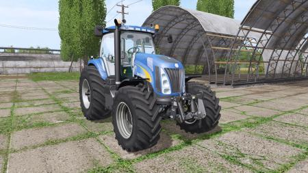 New Holland TG285 1.0.1