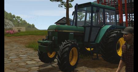 John Deere 3030 PF2018 Tractor