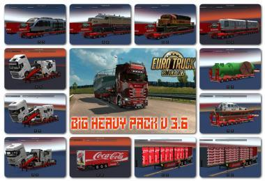 BIG HEAVY PACK V3.6 1.30