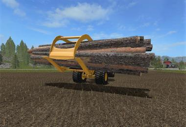 WHEELLOADER LOG FORK V1.0
