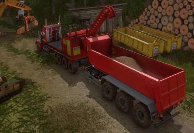 WOOD CHIPPER XYLOCHIP 500T V1.0.0.0