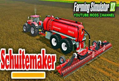 SCHUITEMAKER ROBUSTA 190 YELLOW RED V1.0