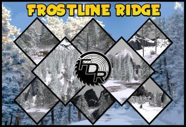 FDR LOGGING - FROSTLINE RIDGE LOGGING MAP