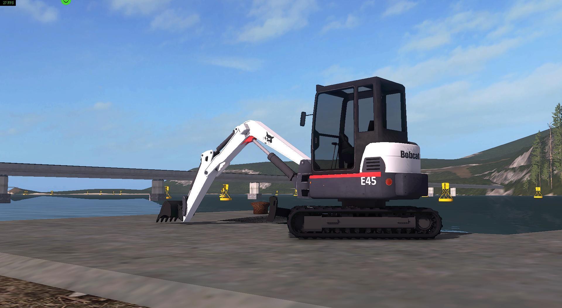 Excavator 187 Gamesmods Net Fs19 Fs17 Ets 2 Mods