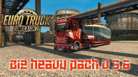 Big Heavy Pack v3.6