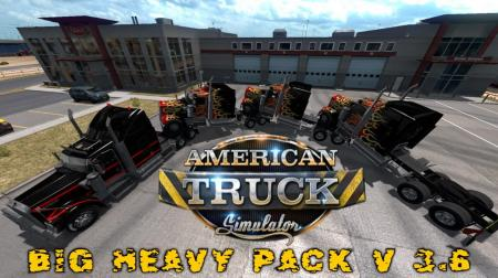 Big Heavy Pack v3.6