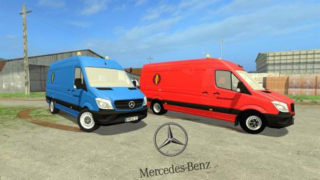 Mercedes-Benz Sprinter 318-418