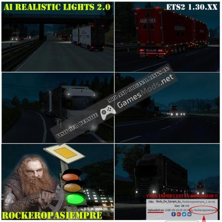AI Realistic lights V 2.0