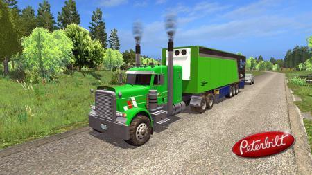 Peterbilt Operator 389