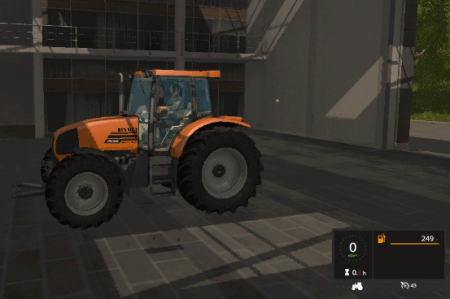 RENAULT ARES 620 RZ V1.1