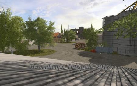 HUVENHOOPS INTEGRALE MAPS V1.0