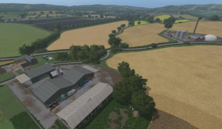 Dowland Farm MAP