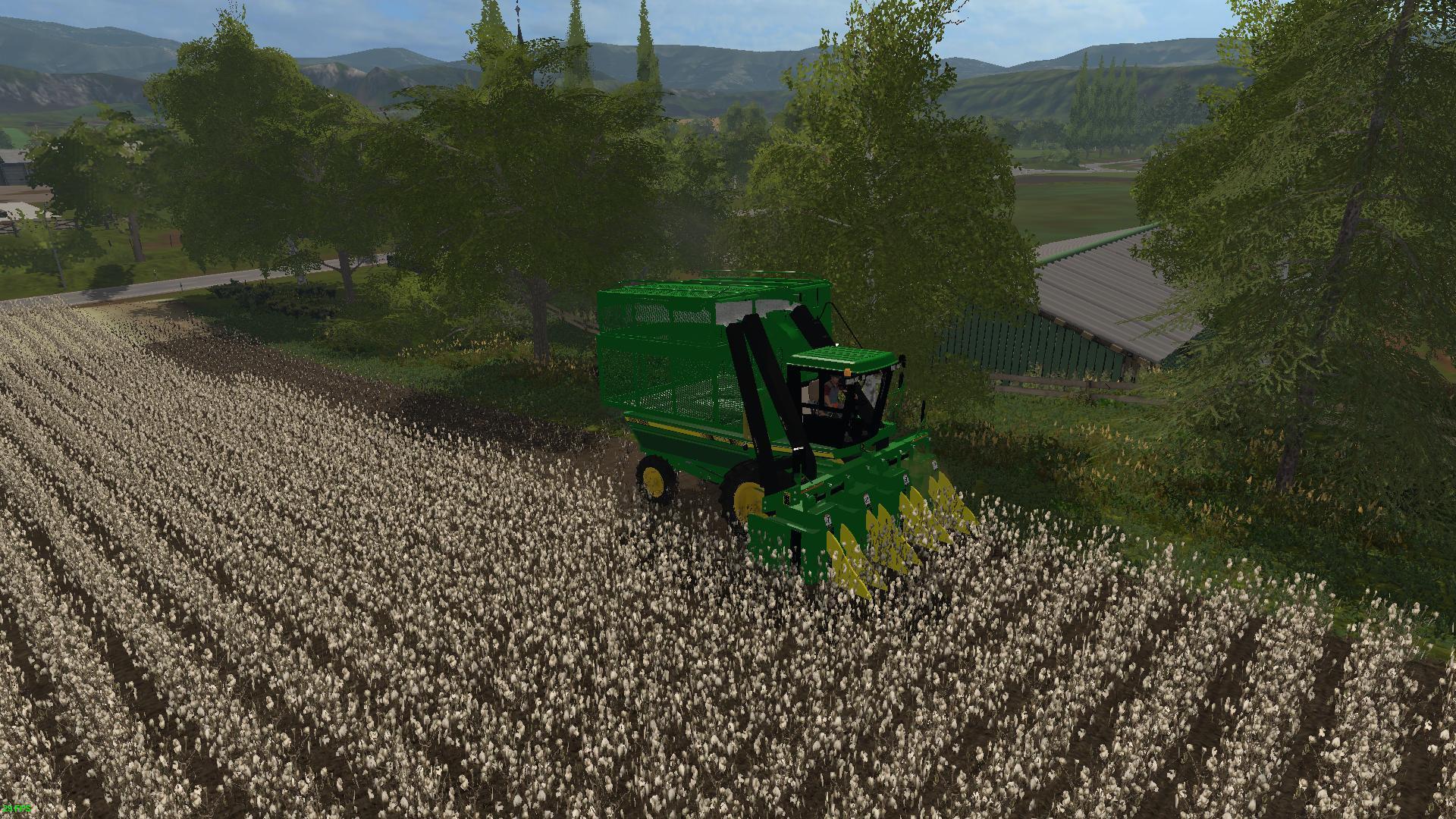 Cotton » GamesMods net - FS19, FS17, ETS 2 mods