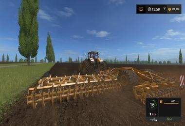 KOECKERLING ALLROUNDER CULTIPLOUGH BY STEVIE