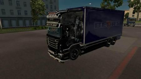 BEARS TANDEM FOR SCANIA RS&T BY RJL V1.0