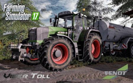 FENDT 900 VARIO TMS SERIES PACK V1.0