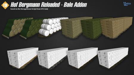HOF BERGMANN REALOADED - BALE ADDON V1.0.0.0
