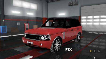 FIX FOR THE CAR RANGE ROVER V1.0