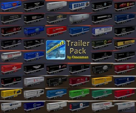 TRAILER PACK CARS V1.02.01