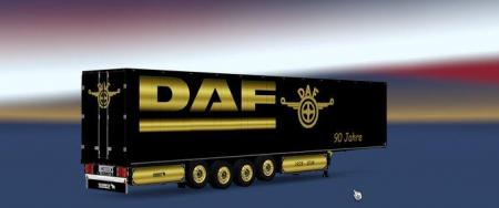 DAF 90 YEARS BLACK AND GOLD V1.3