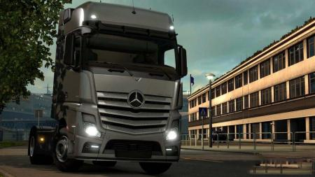 MERCEDES ACTROS MP3 AND MP4 SPEED GEARBOX 1.31