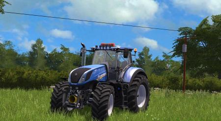 NEW HOLLAND T7 MODIFIED V1.0.0.0