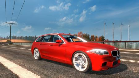 BMW M5 TOURING 1.31