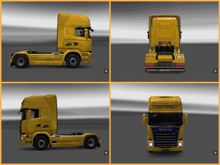 SKIN NAFTAL FOR ETS2 1.30