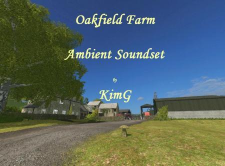 OAKFIELD AMBIENT SOUNDSET V1.0