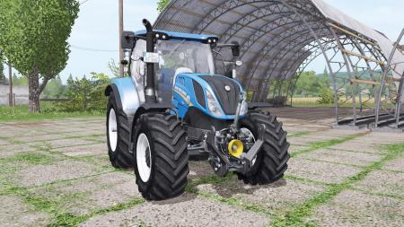 New Holland T6.140 v1.1