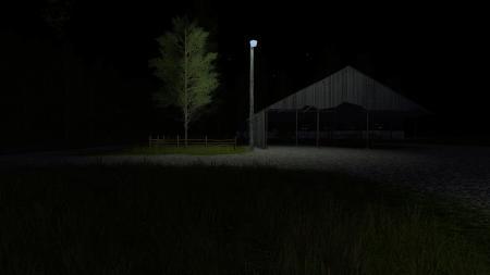 PLACEABLE MERCURY VAPOR LIGHT V2.0