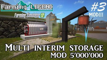 MULTI INTERIM STORAGE V3.8