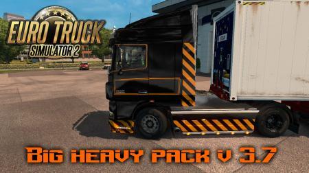 Big Heavy Pack v 3.7 1.31 ETS2
