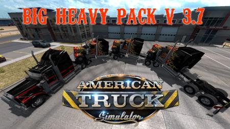Big Heavy Pack v 3.7 1.31 ATS