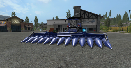 New Holland Pack EA